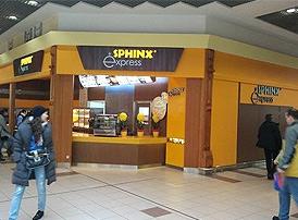 Sphinx Express Mikołów
