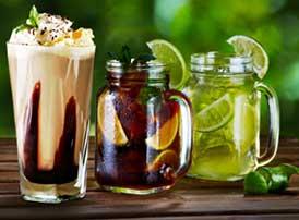 Nowa oferta napojów i deserów w restauracjach Sphinx